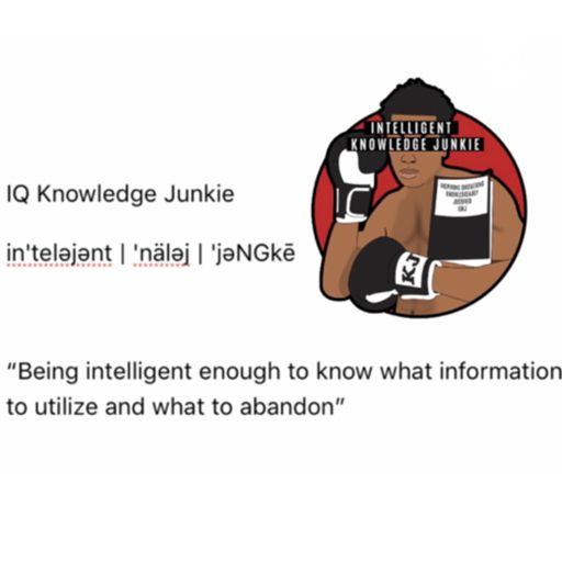 Cover art for podcast IQ Knowledge Junkie