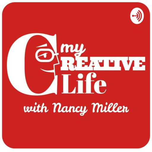 Cover art for podcast My Creative Life for Artists and Creators