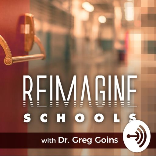 Cover art for podcast Reimagine Schools