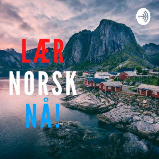 Cover art for podcast Lær norsk nå!