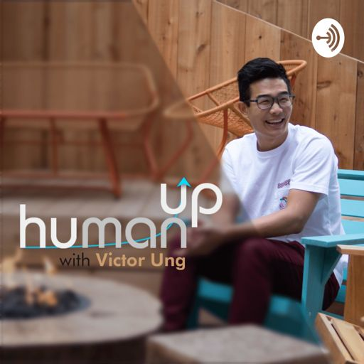 Cover art for podcast Human Up