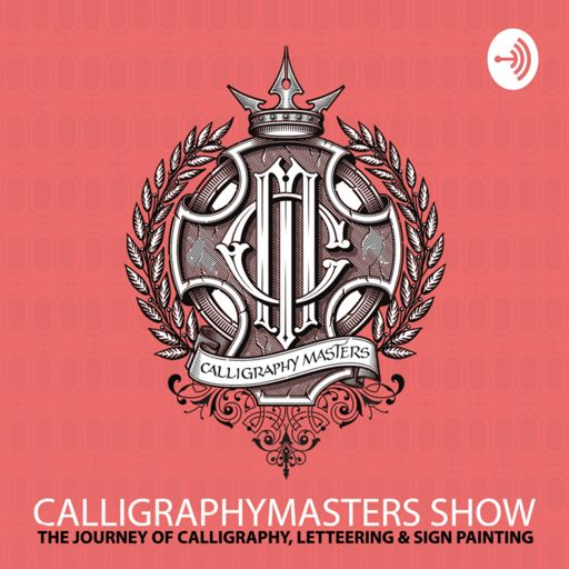Cover art for podcast Calligraphy Masters Show