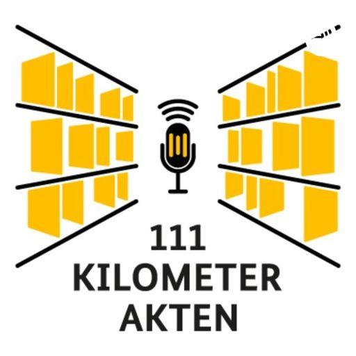 Cover art for podcast 111 Kilometer Akten. Der offizielle Podcast des Stasi-Unterlagen-Archivs