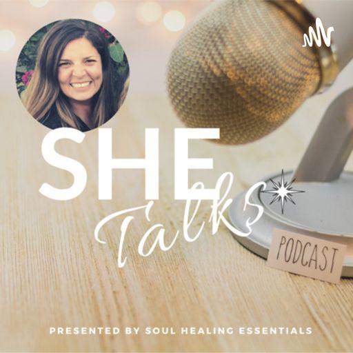 Cover art for podcast SHE Talks