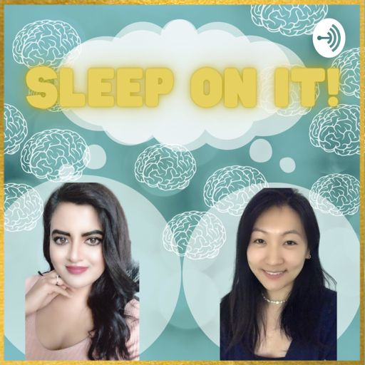 Cover art for podcast Sleep On It!