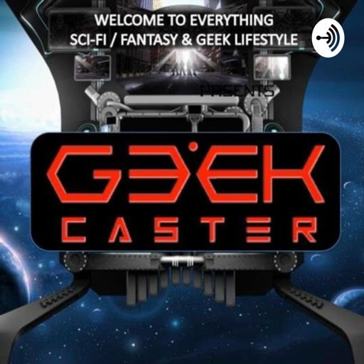 Cover art for podcast GEEKCASTER