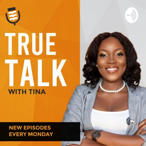 Cover art for podcast True Talk with Tina
