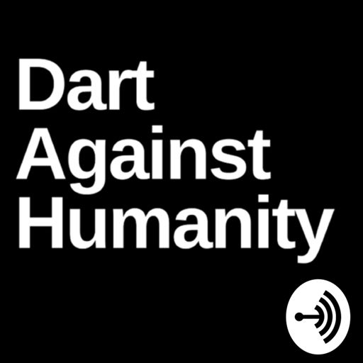 Cover art for podcast Dart Against Humanity