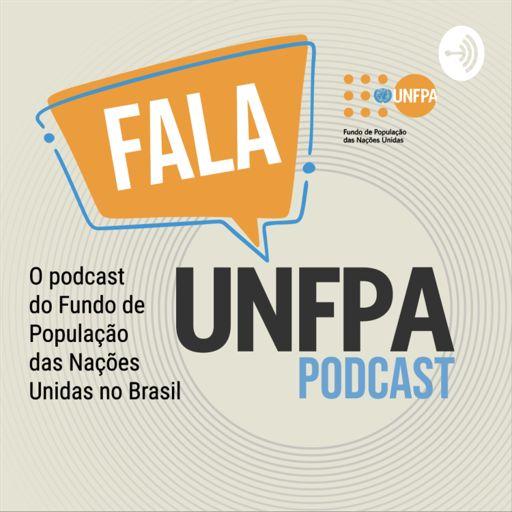 Cover art for podcast Fala, UNFPA