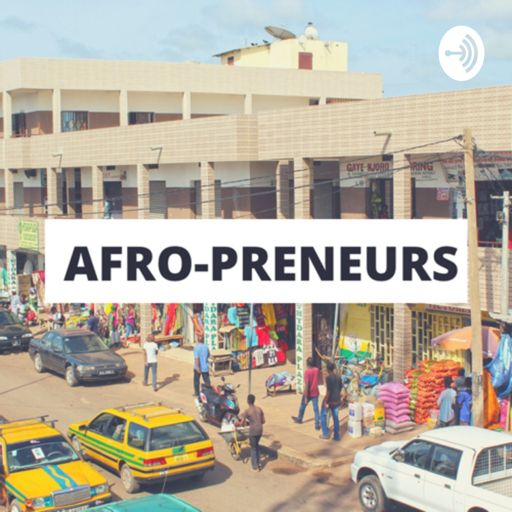 Cover art for podcast Young AfroPreneurs