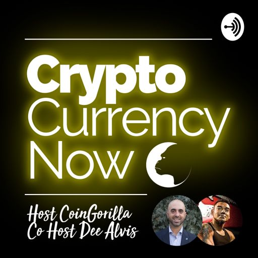 Cover art for podcast CRYPTO CURRENCY NOW