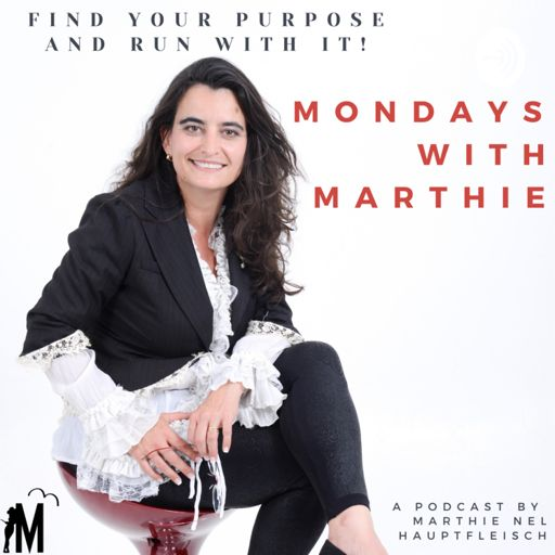 Cover art for podcast Mondays with Marthie