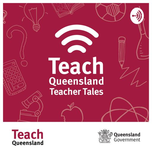 Cover art for podcast Teacher Tales