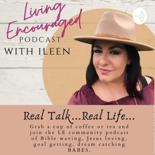 Cover art for podcast Living Encouraged