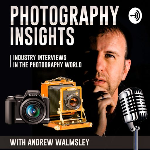 Cover art for podcast Photography Insights - important industry interviews by Phlogger