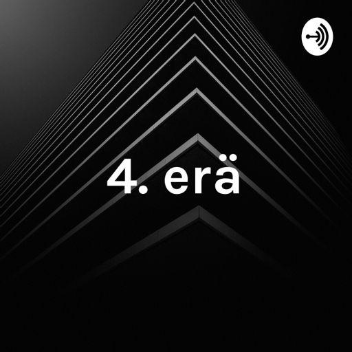 Cover art for podcast 4. erä - podcast