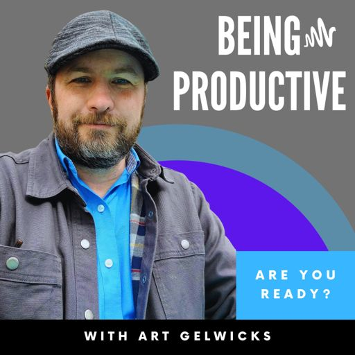 Cover art for podcast Being Productive