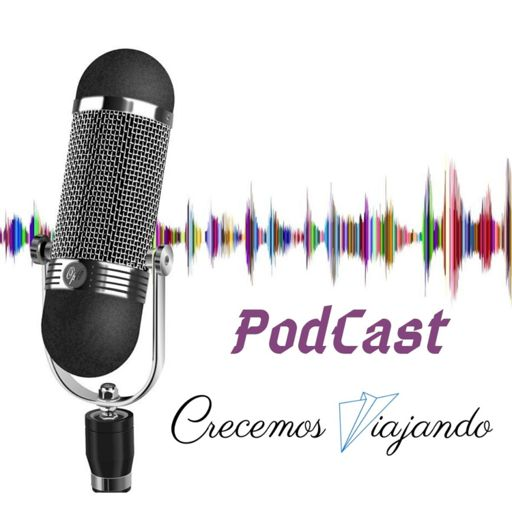 Cover art for podcast Crecemos Viajando
