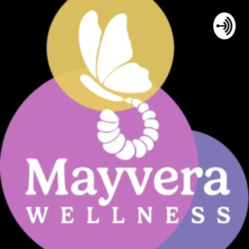 Cover art for podcast Keep healing and achieving self-love with Mayvera