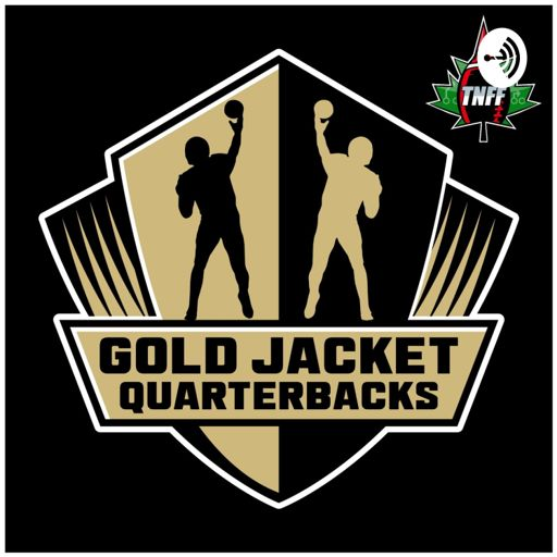 Cover art for podcast The Gold Jacket Podcast