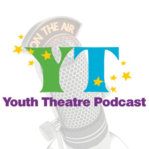 Cover art for podcast Youth Theatre Podcast