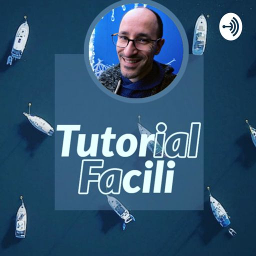 Cover art for podcast Facili Tutorial informatici