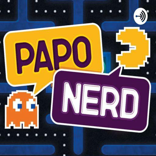 Cover art for podcast Papo Nerd
