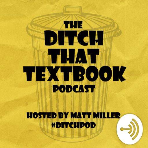 Cover art for podcast Ditch That Textbook Podcast :: Education, teaching, edtech :: #DitchPod