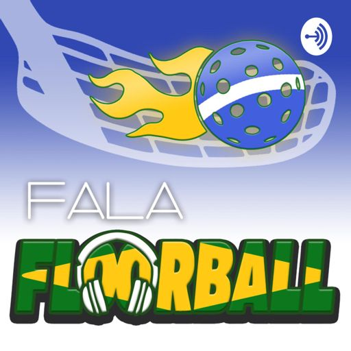 Cover art for podcast Fala Floorball