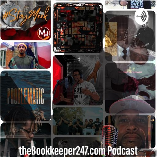 Cover art for podcast theBookkeeper247 Podcast