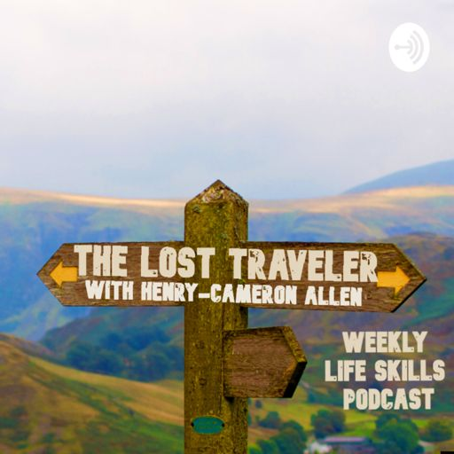 Cover art for podcast The Lost Traveler with Henry-Cameron Allen