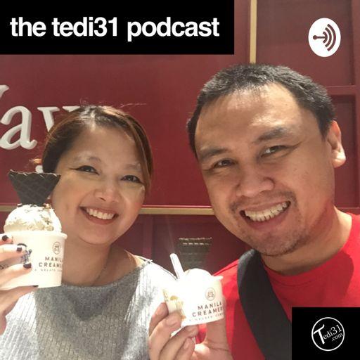 Cover art for podcast The Tedi31 Podcast with Dr. Tedi Villasor