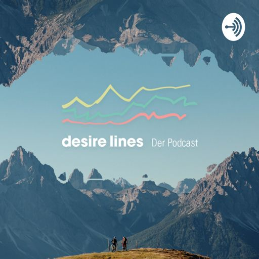 Cover art for podcast desire lines - Podcast