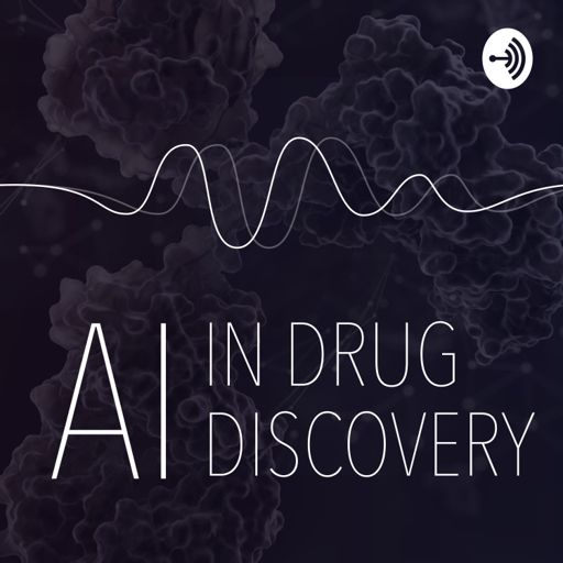 Cover art for podcast Artificial Intelligence in Drug Discovery