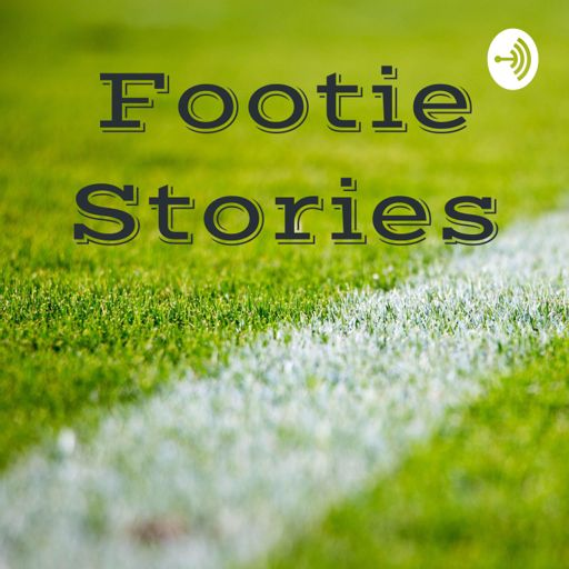 Cover art for podcast Footie Stories