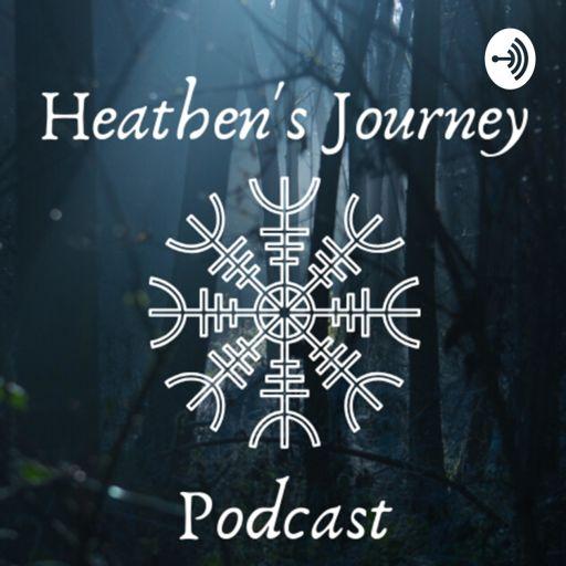 Cover art for podcast Heathen's Journey Podcast