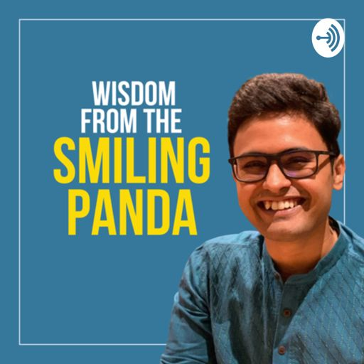 Cover art for podcast Wisdom From The Smiling Panda