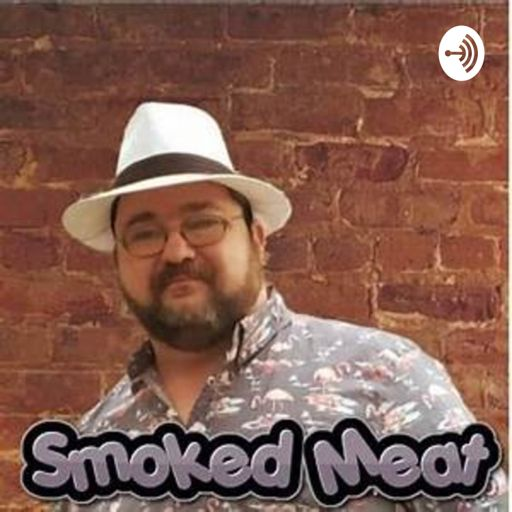 Cover art for podcast Smoked Meat