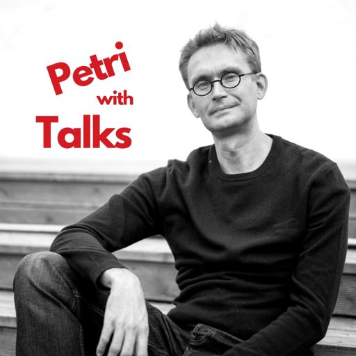 Cover art for podcast Talks with Petri