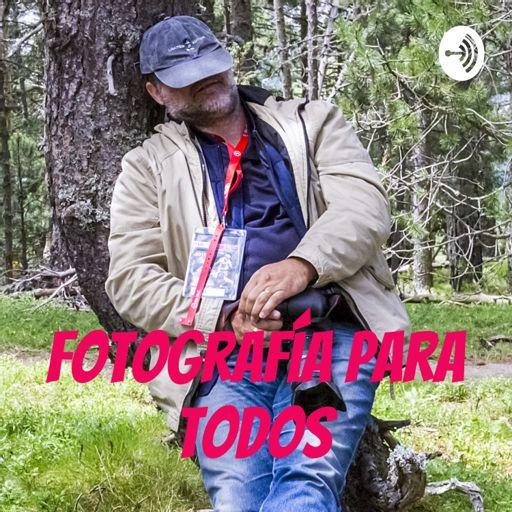 Cover art for podcast Fotografía para todos
