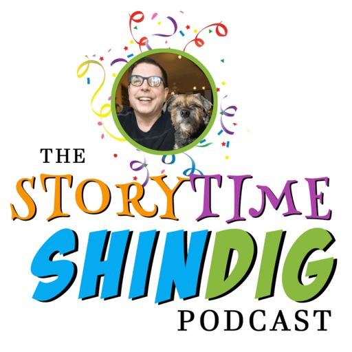 Cover art for podcast The Storytime Shindig Podcast