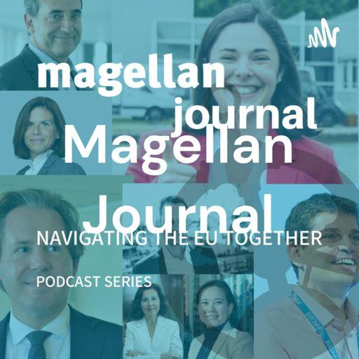 Cover art for podcast Magellan Journal
