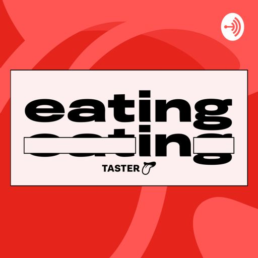 Cover art for podcast Eating In with Taster