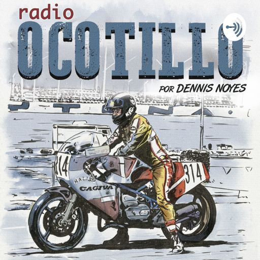 Cover art for podcast Radio Ocotillo por Dennis Noyes