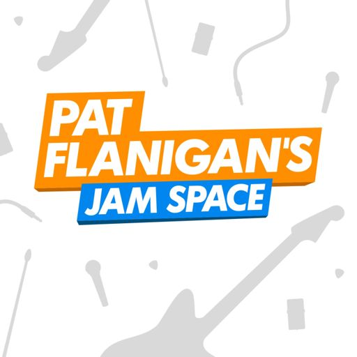 Cover art for podcast Pat Flanigan's Jam Space
