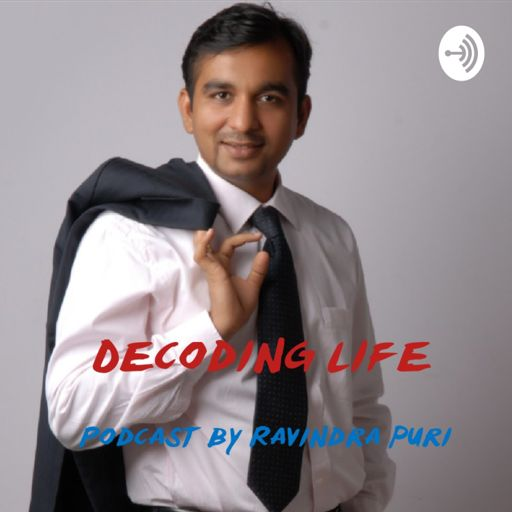 Cover art for podcast Decoding Life