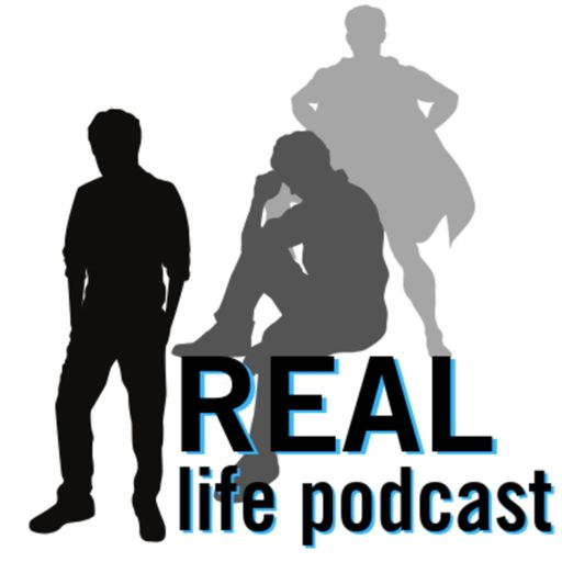Cover art for podcast REAL Life Podcast