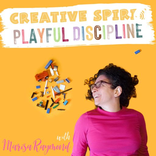 Cover art for podcast Creative Spirit, Playful Discipline