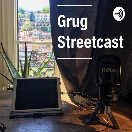 Cover art for podcast Grug