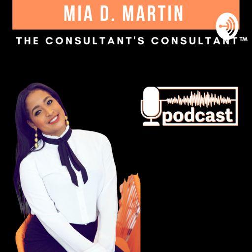 Cover art for podcast Mia D. Martin Podcast